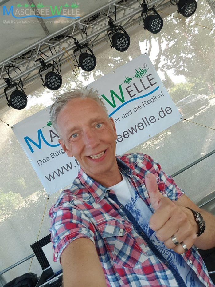 MaschseeWelle Moderator Peer Wagener